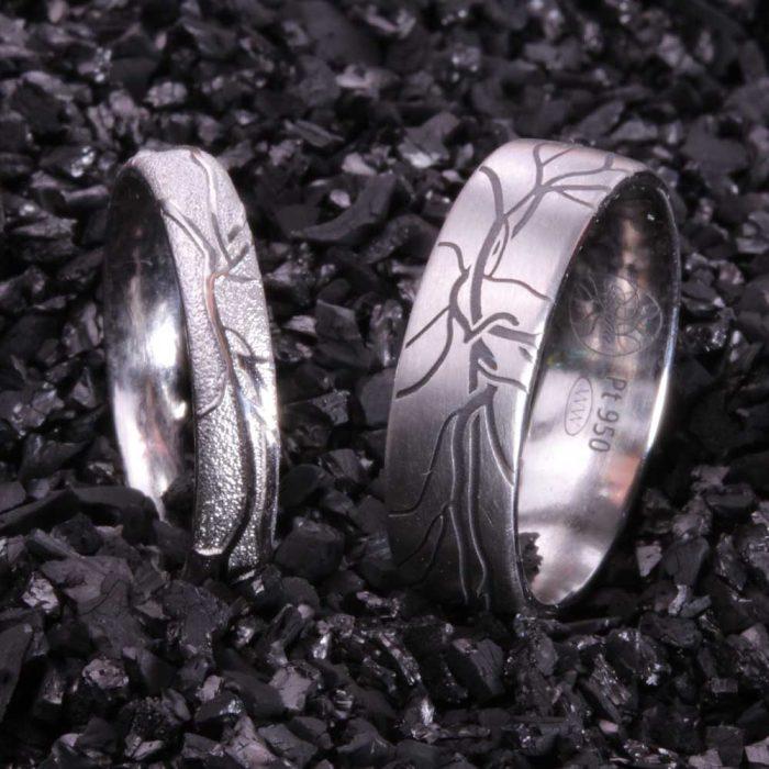 Ehering-schmal-Retina-einzigartig-Goldschmiede-Basel-Juwelier-nachhaltig-fairtrade-spezielle-Ringe-individuelle-designs-handgefertigt