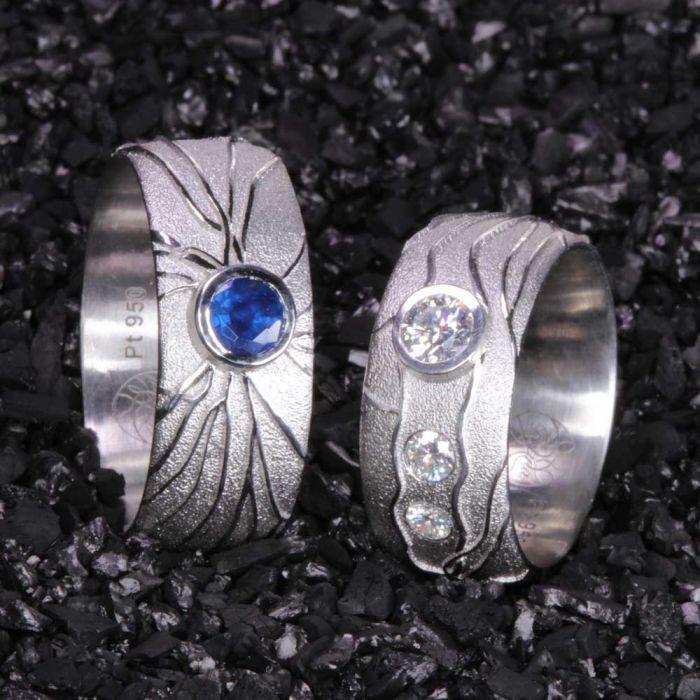 Saphir-Brillantring-Retina-einzigartig-Goldschmiede-Basel-Juwelier-nachhaltig-fairtrade-spezielle-Ringe-individuelle-designs-handgefertigt