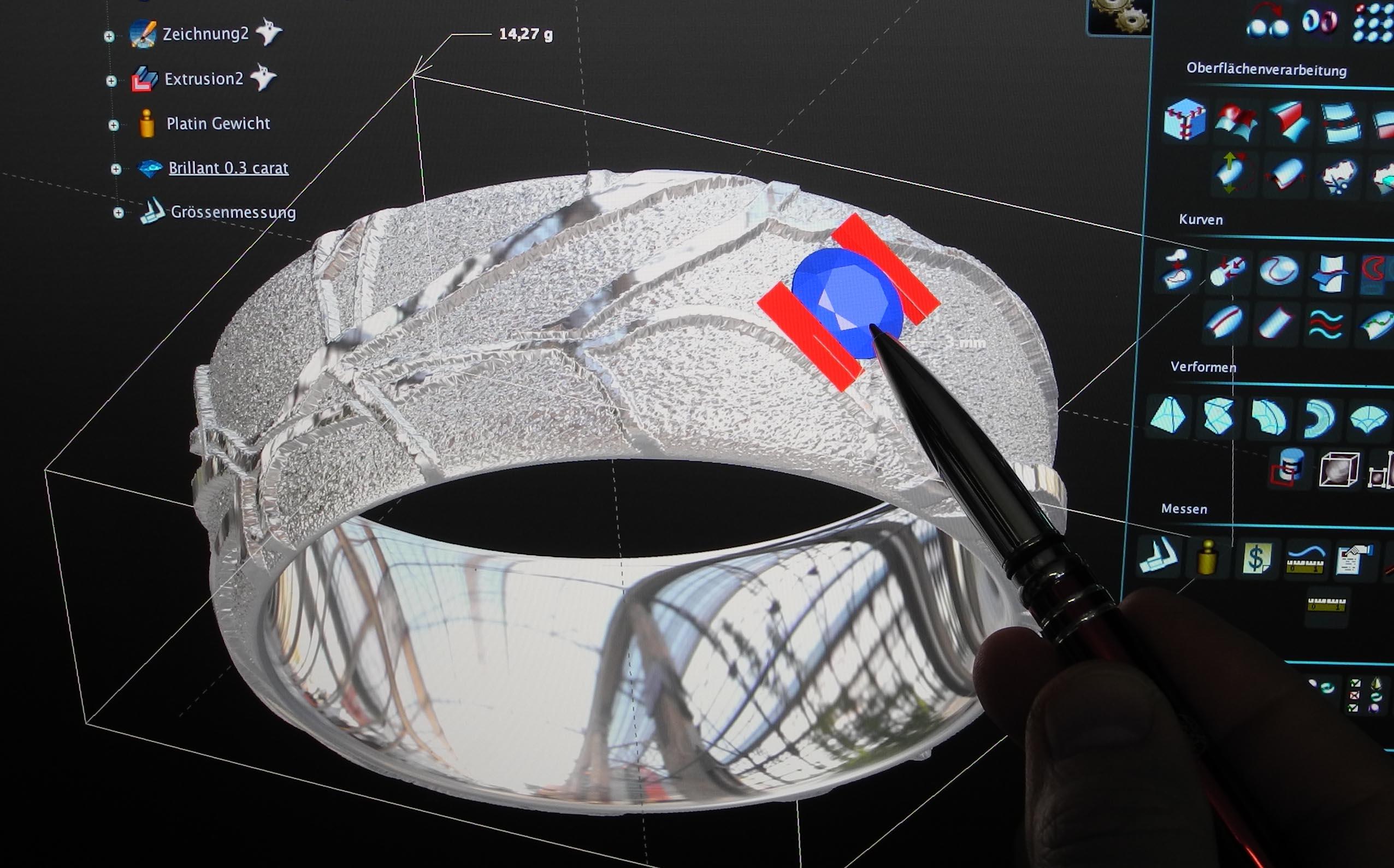 Retina-Ring-Design-Prozess-CAD-Entwurf-goldschmied-kleine-rheinperle